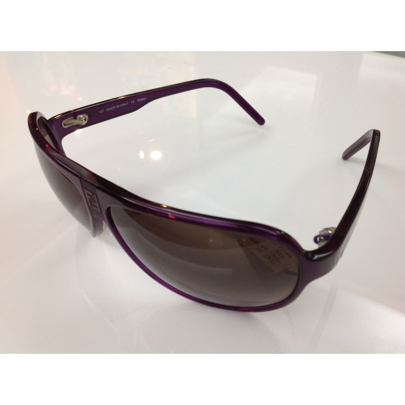 FENDI SUN 1014M 6966 col 538 PURPLE TRAN