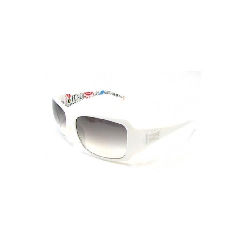 FENDI SUN 507 col 105 WHITE