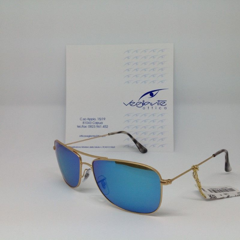 Ray Ban Polarized RB3543  col  112/A1